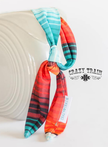 Crazy Train Kids Horizon Sun Headscarf