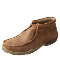 Men's Driving Mocs Bomber - Buckstitch