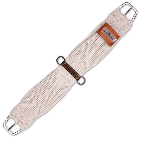 Classic Equine Blended Straight Cinch