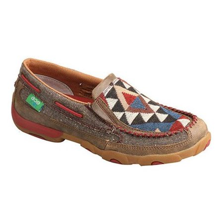 Women's ECO Slip on Driving Moccasin
