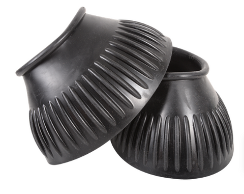 Classic Equine Rubber Bell Boots