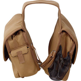 Deluxe II Saddle Bag