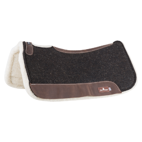 SensorFlex Felt Top Saddle Pad