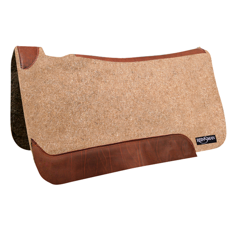 Wool Felt Contour Saddle Pad
