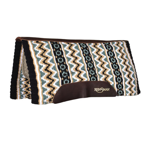 Nitro-Gel Black/Slate Performance Saddle Pad