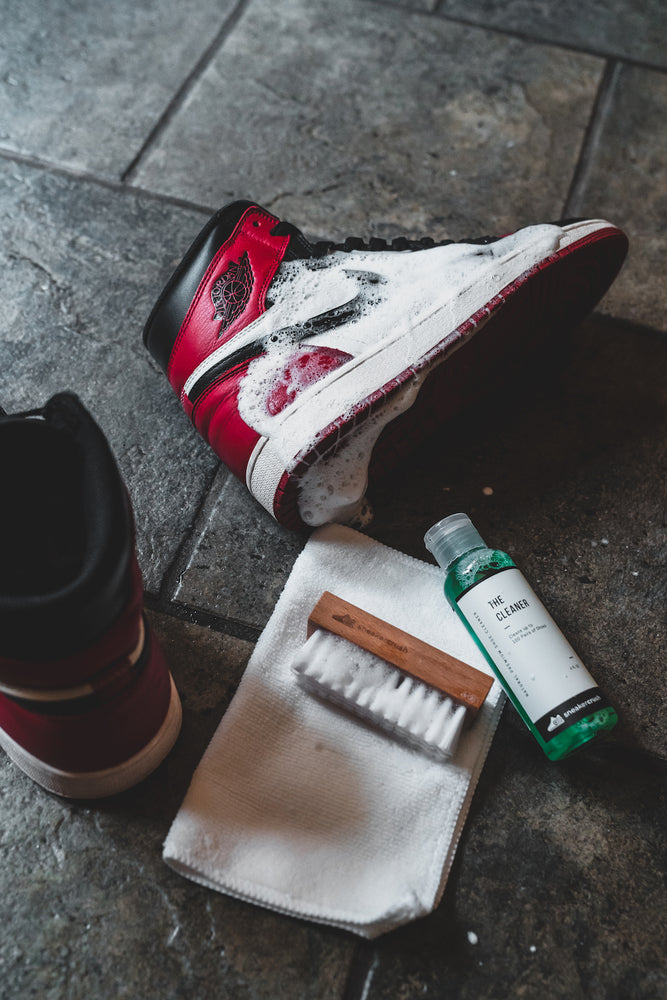 The Premium Shoe Cleaner Kit