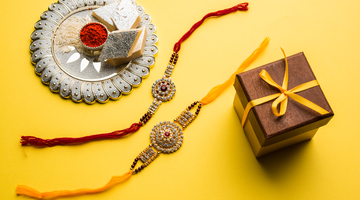 Raksha Bandhan: Celebrate your brother!