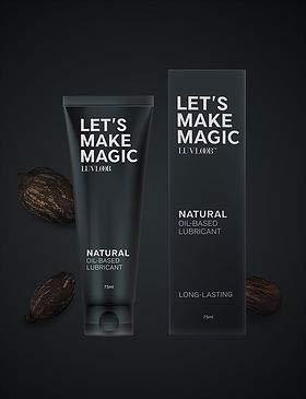 LUVLOOB  Natural Lubricant / Oil-Based (Original Flavour)
