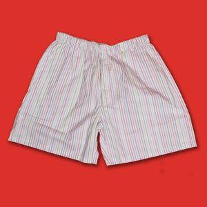 Pencil Striped Multi Coloured Boxer