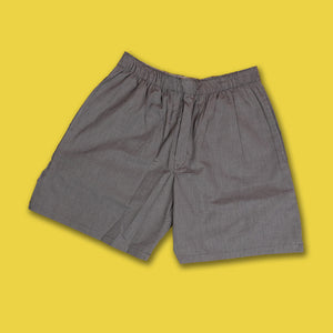 Minute Checkered Grey Boxer