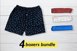 Debli Set of 4 Boxers - Medium
