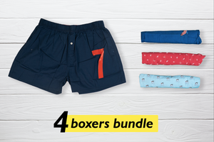 Radost Set of 4 Boxers - XXL