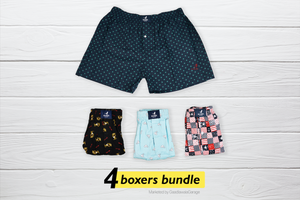 Unic Set of 4 Boxers - XXL
