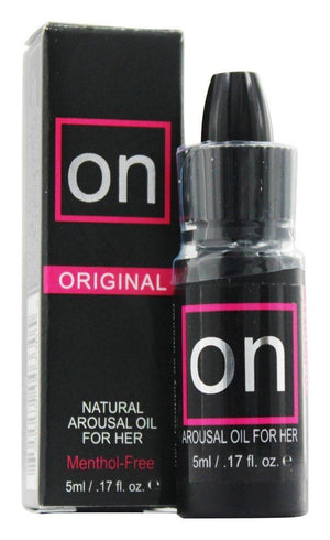 Sensuva ON ORIGINAL Natural Arouser Oil For Her 5ml
