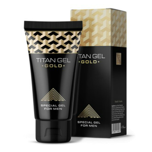 Titan Gold Gel For Men