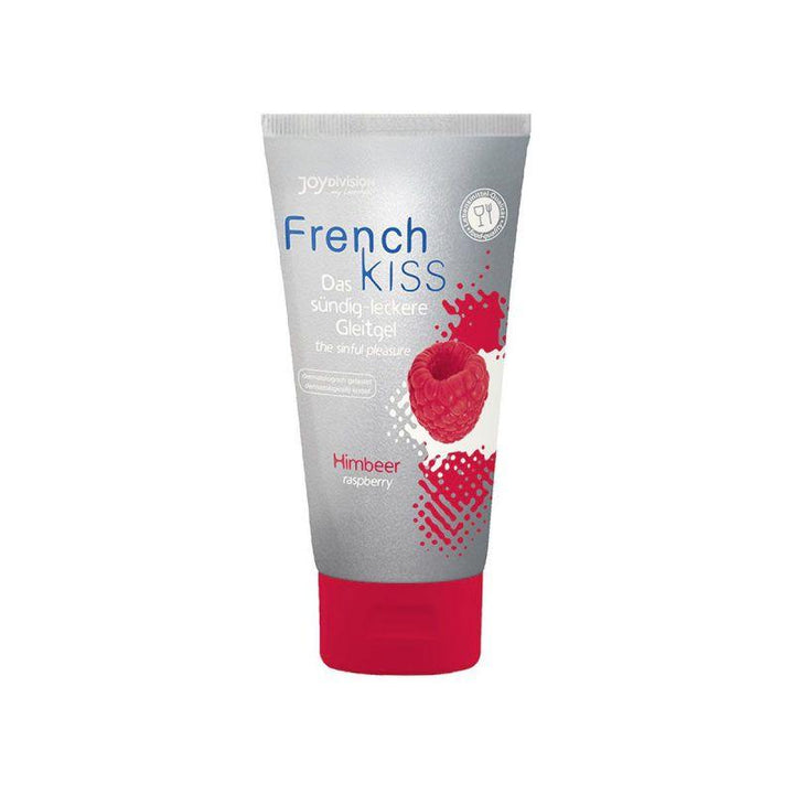 Frenchkiss raspberry Flavored Lubricant, 75 ml