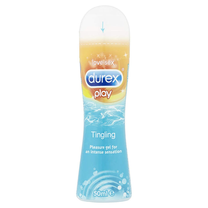 Durex Play Lubricant gel Tingling- 50ml