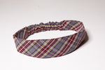 Headband - Plaid