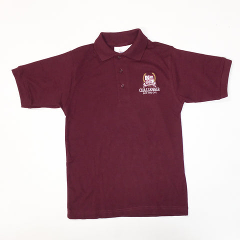 Boys Polo - Short Sleeve - IN STOCK