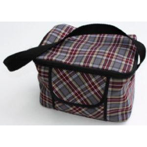 Lunch Box - Challenger Plaid