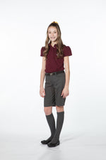 Girls Polo - Short Sleeve