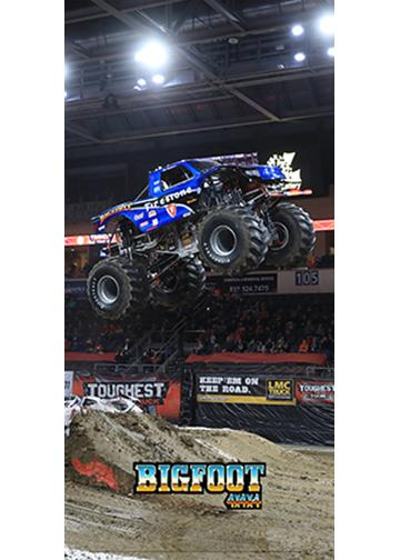BIGFOOT 4x4 Jump