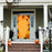 Halloween Backdrop Door Decor