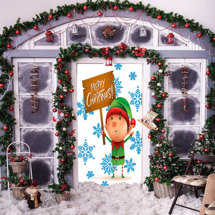 Elf door cover