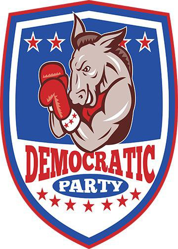 Democratic Party - Donkey