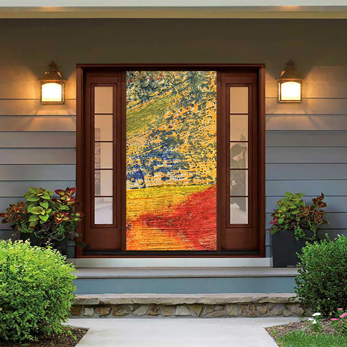 Watercolors Door Decor