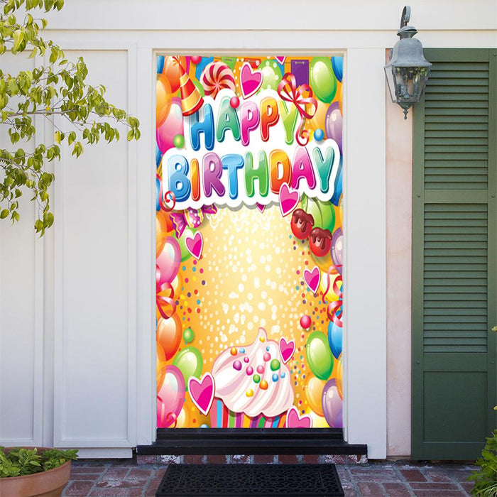 Customizable - Kids Birthday Decorations