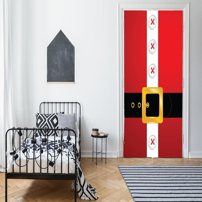 Santa's Belt Bedroom Decor