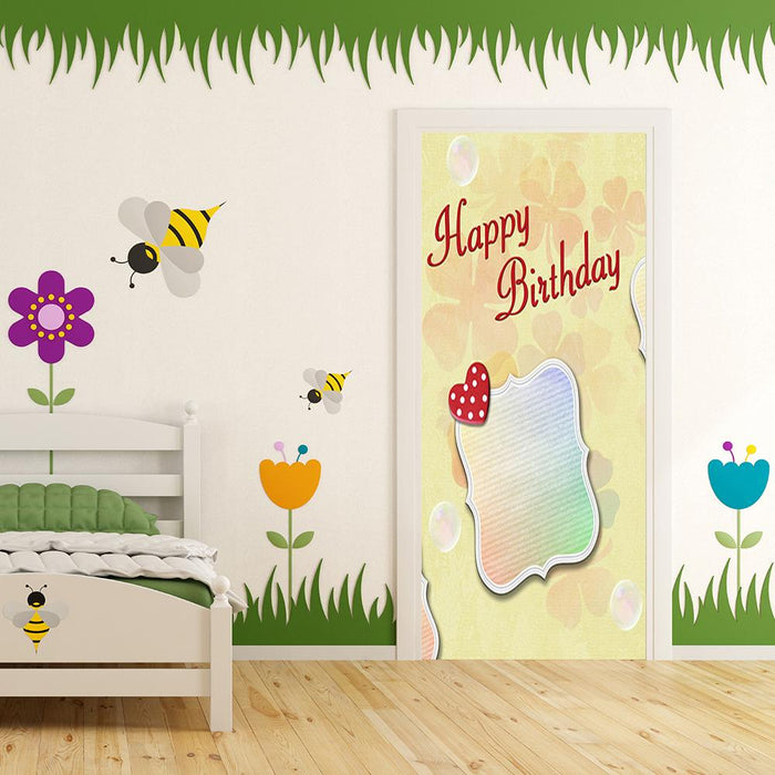 Customizable - Happy Birthday with Heart
