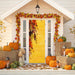 Autumn Portrait Door Decoration