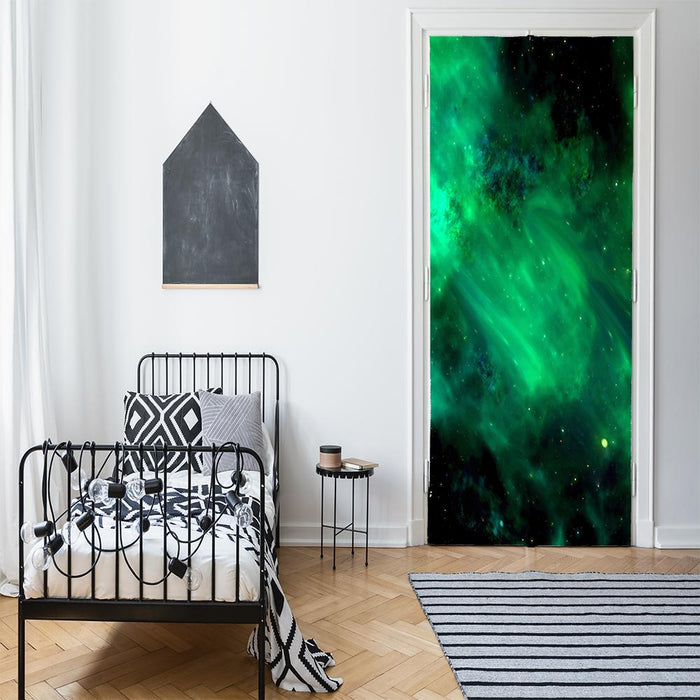Deep Space Door Cover