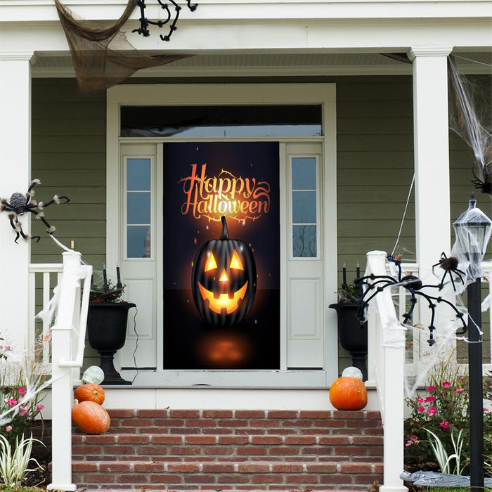 Halloween Fabric Door Decoration