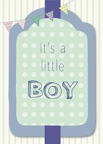 It's a Little Boy