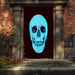 Glowing Skull Door Decoration