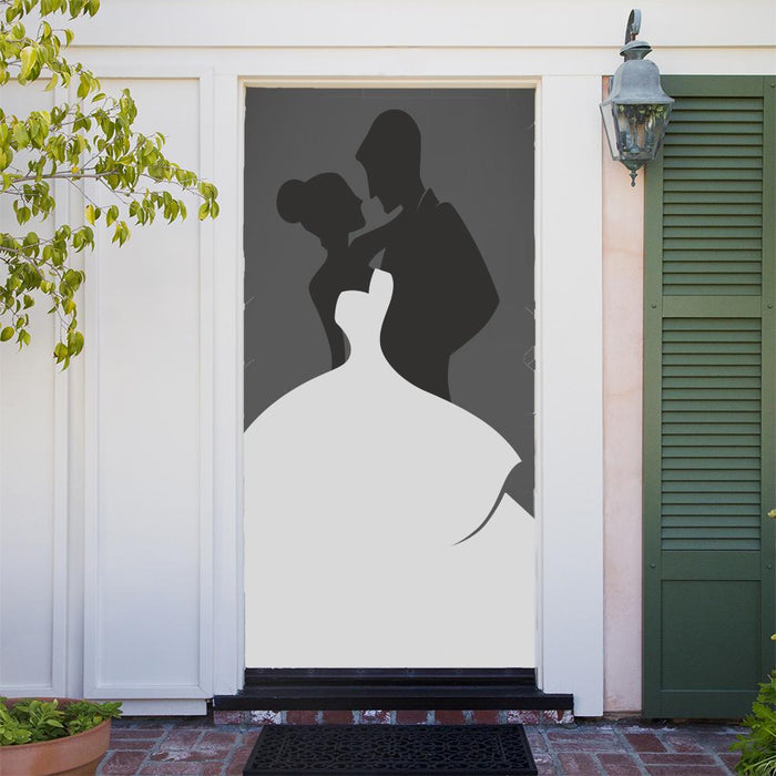 Customizable - Elegant Wedding Couple