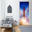 Rocket Ship Decor