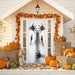 Silhouette Halloween Door Decor