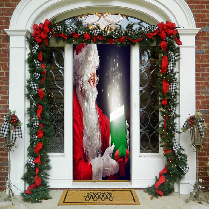 Christmas Miracles - Christmas door decorations