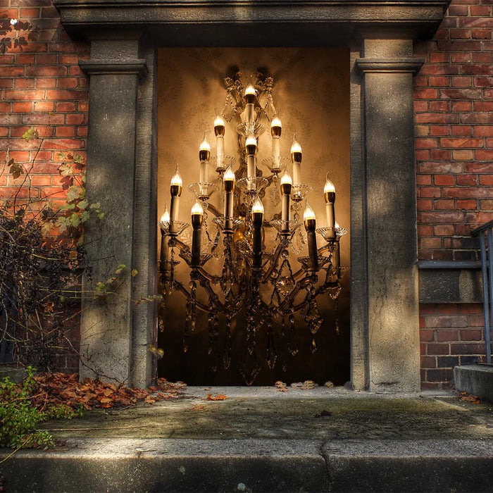 Halloween Chandelier Decoration, door decor