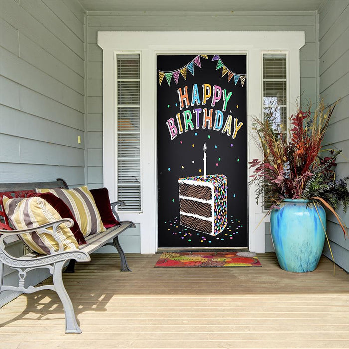 Happy Birthday Decor