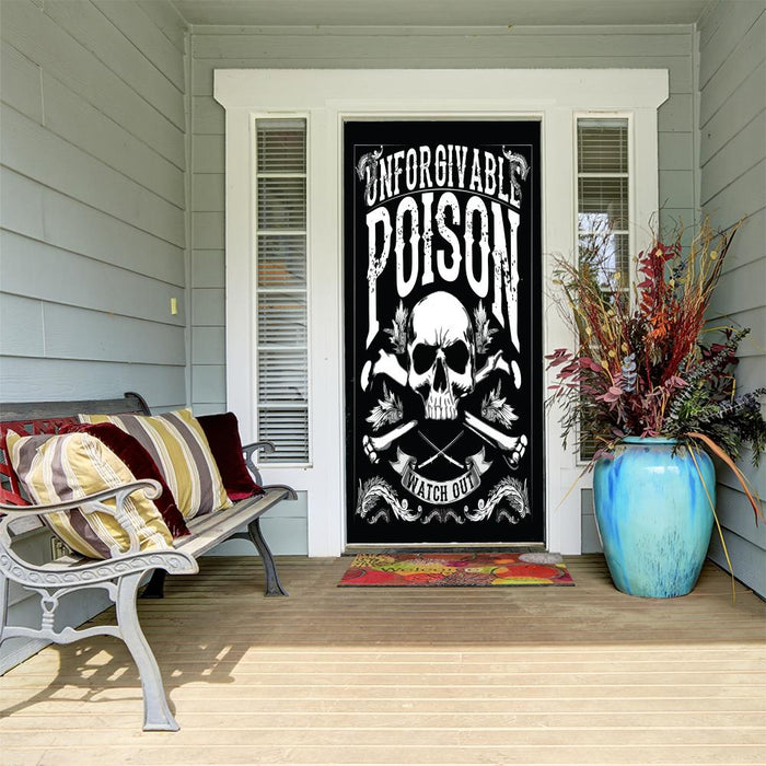 Pirate Banner - Door Decoration