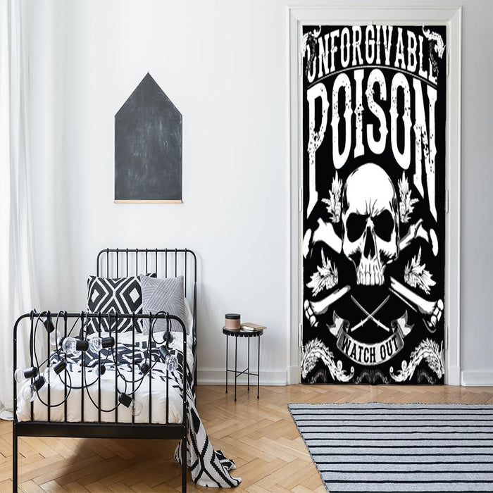 Pirate banner decor