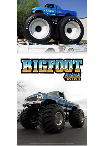 BIGFOOT 4x4 Classic I