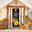 Thanksgiving Cornucopia Door Cover