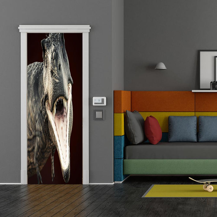 Dinosaur Door Decoration