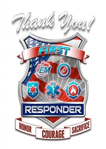 First Responder Home Decor